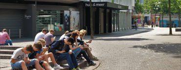 Почти каждый подросток ежедневно заходит в соцсети