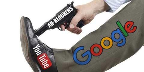 Google запретит навязчивую видеорекламу