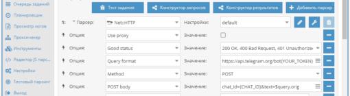 Какие задачи решает парсер в Telegram