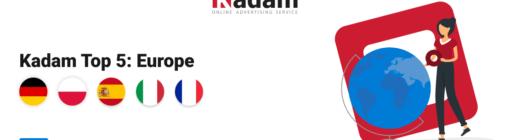 Kadam TOP 5: Europe