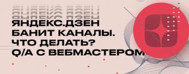 Слив трафика с Яндекс дзена, трафик с дзена