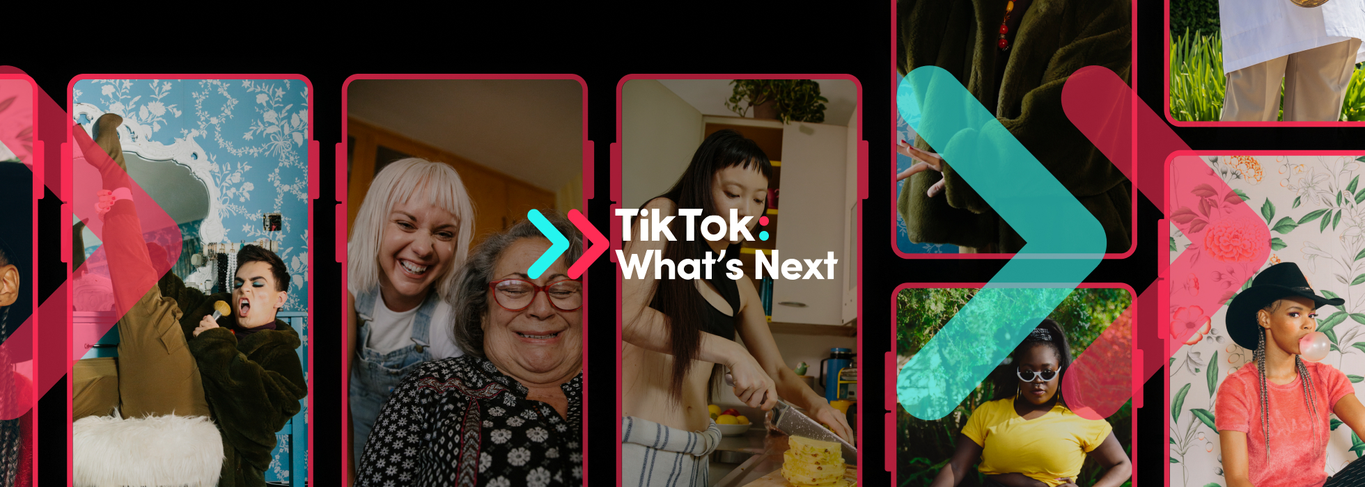 TikTok опубликовала отчет о трендовом контенте в 19 странах