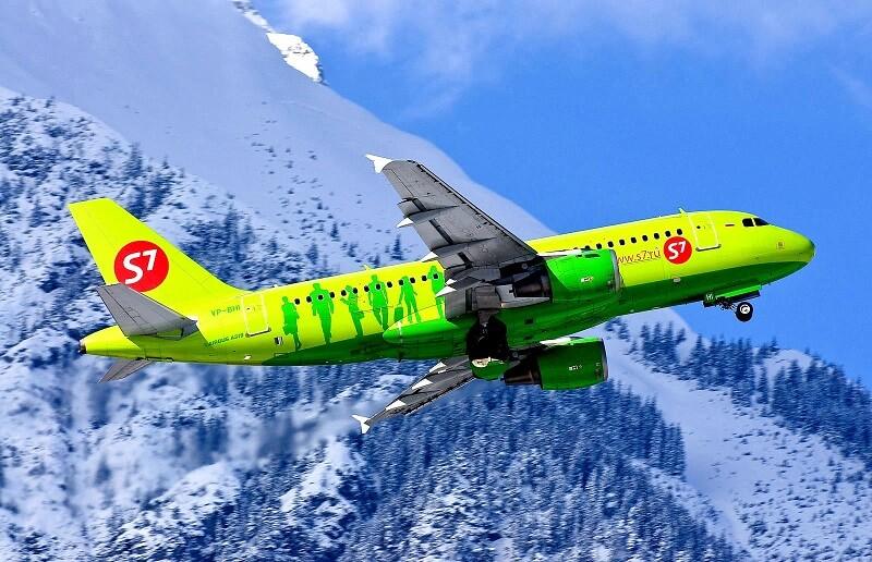 Самолеты Сибирь
