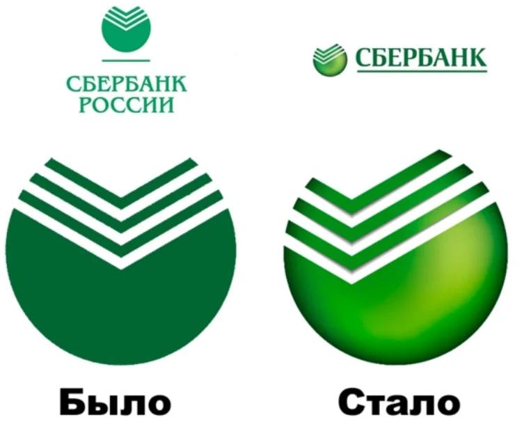 Ребрендинг Сбер