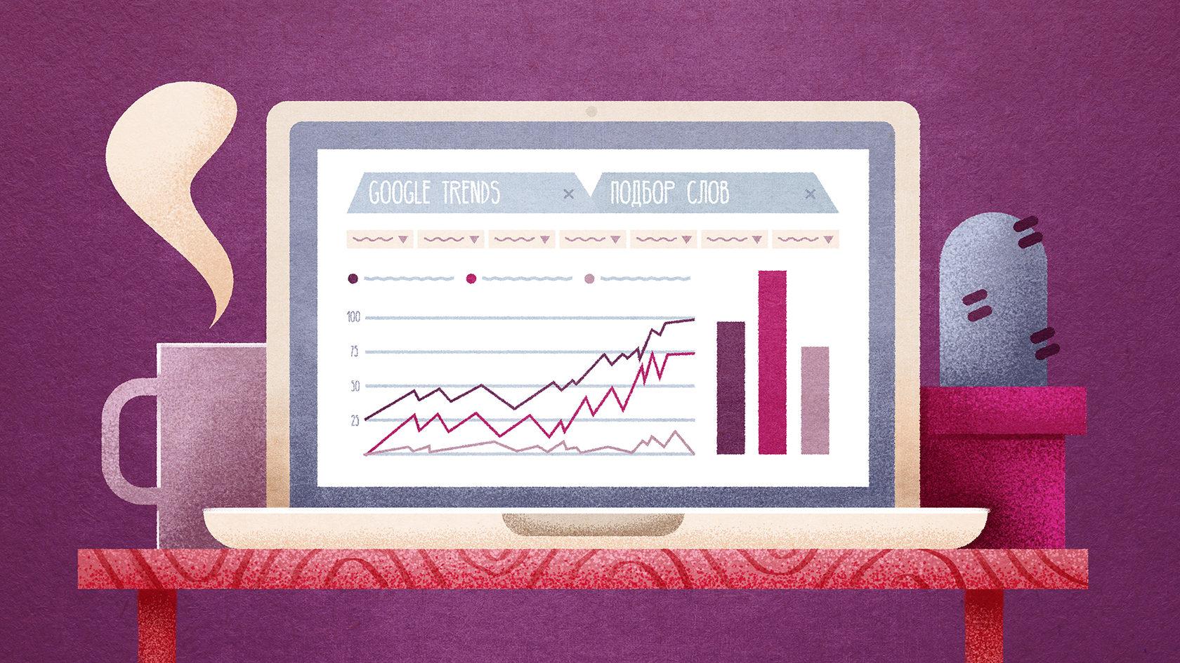 Google Trends: как анализировать запросы в 2021